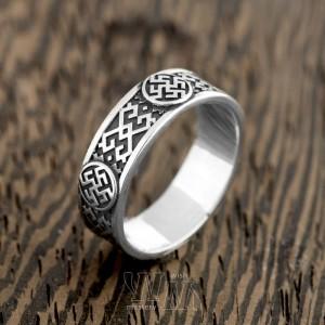 Кольцо Цветок папоротника